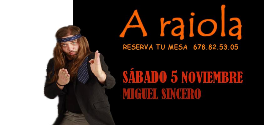 Miguel Sincero