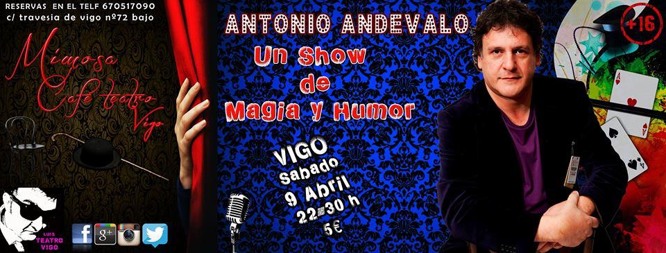 Antonio Andévalo