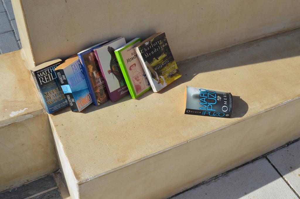 Bookcrossing en Vigo