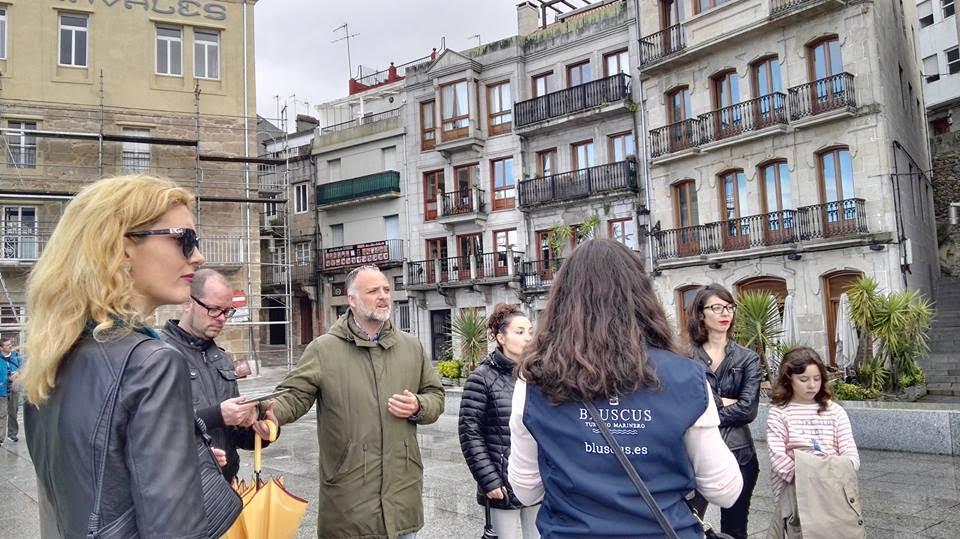 Vigo a pé: Ruta gastrohistórica