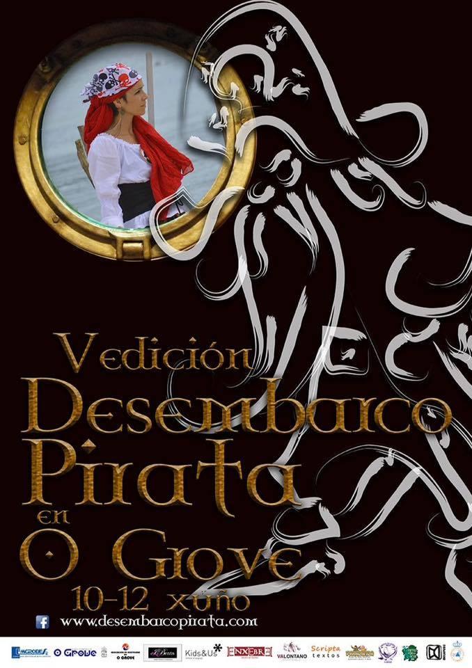 Fiesta del Desembarco Pirata