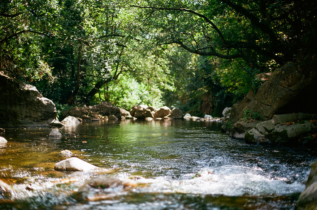 Descenso del Río Lérez en Colchoneta