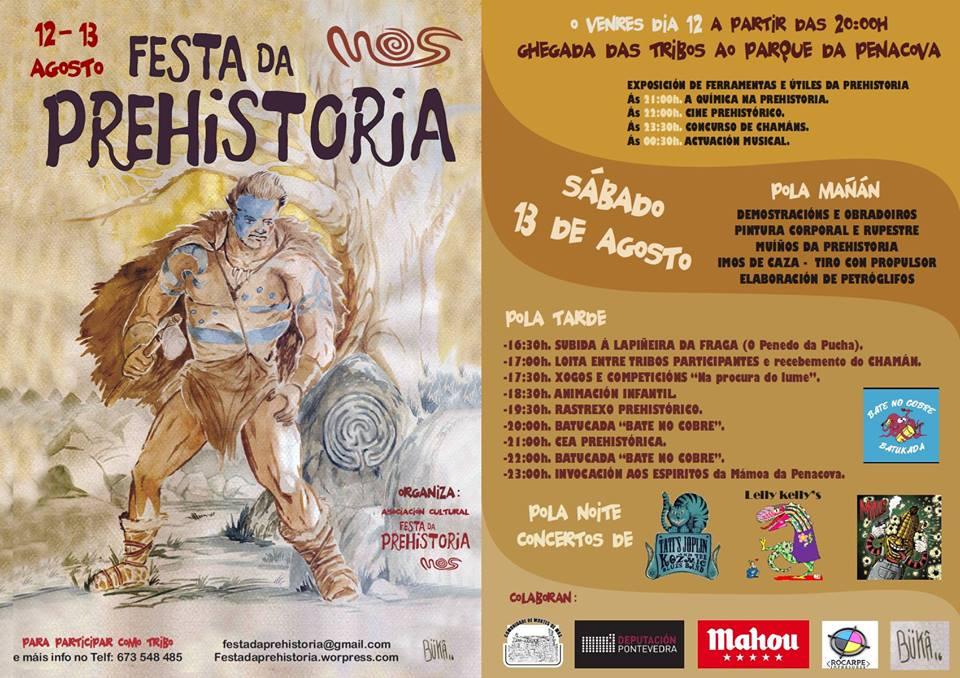 Fiesta de la Prehistoria