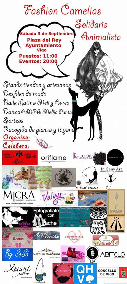 Fashion Camelias Solidario
