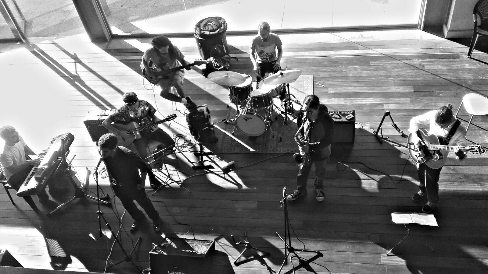 Jazz en vivo en 'O Trilobite Laranxa'