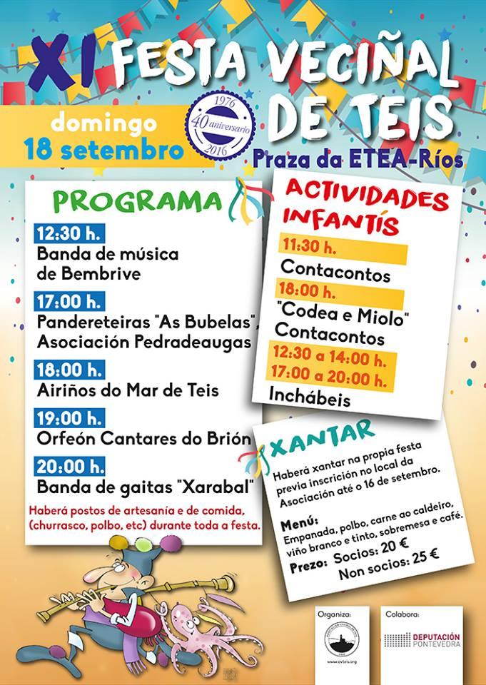 Festa Veciñal de Teis