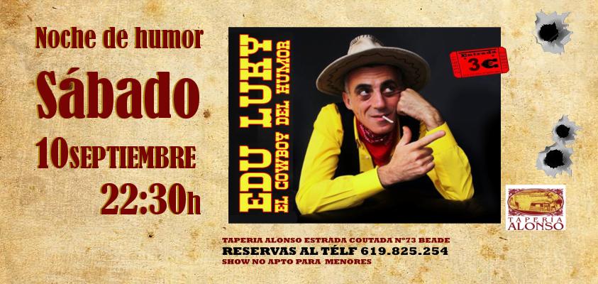 Cowboy del humor