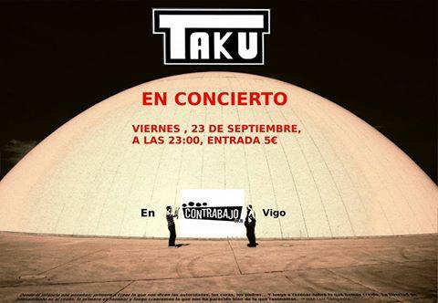 concierto de taku