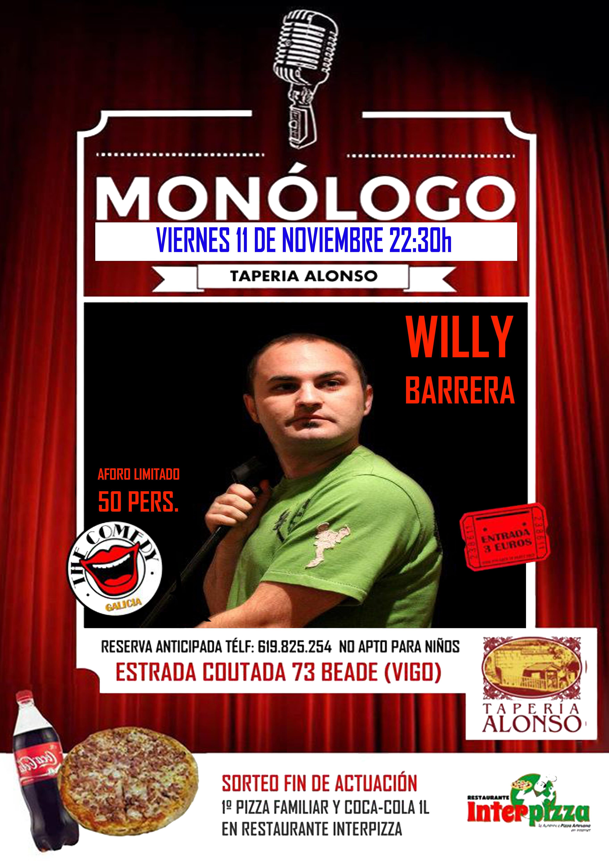 Willy Barrera