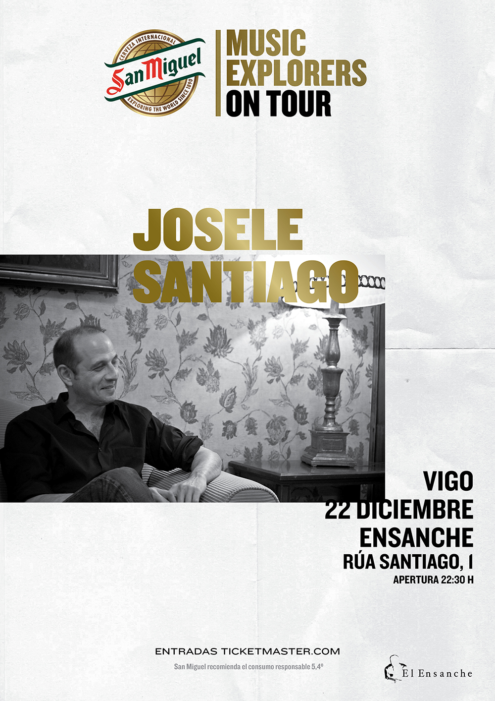 Josele Santiago – San Miguel Music Explorers on Tour