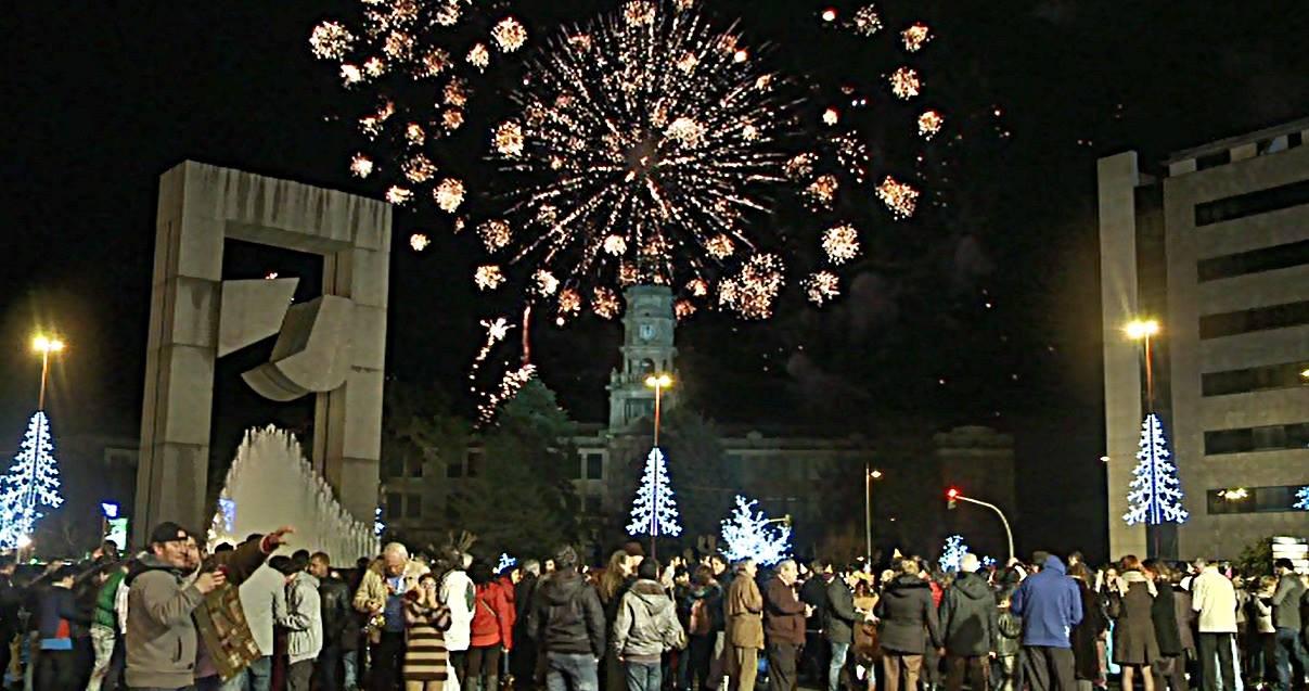 Fiesta de Fin de Año en la Plaza de América – 2017