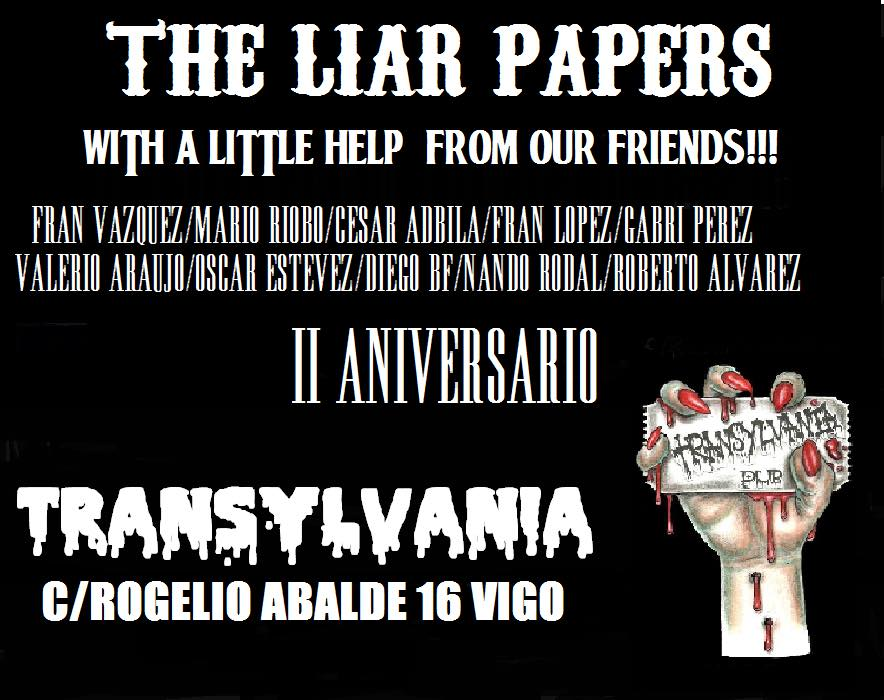 II Aniversario de The Liar Papers