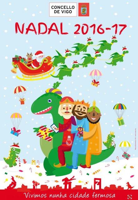 Parque Jurásico de la Navidad