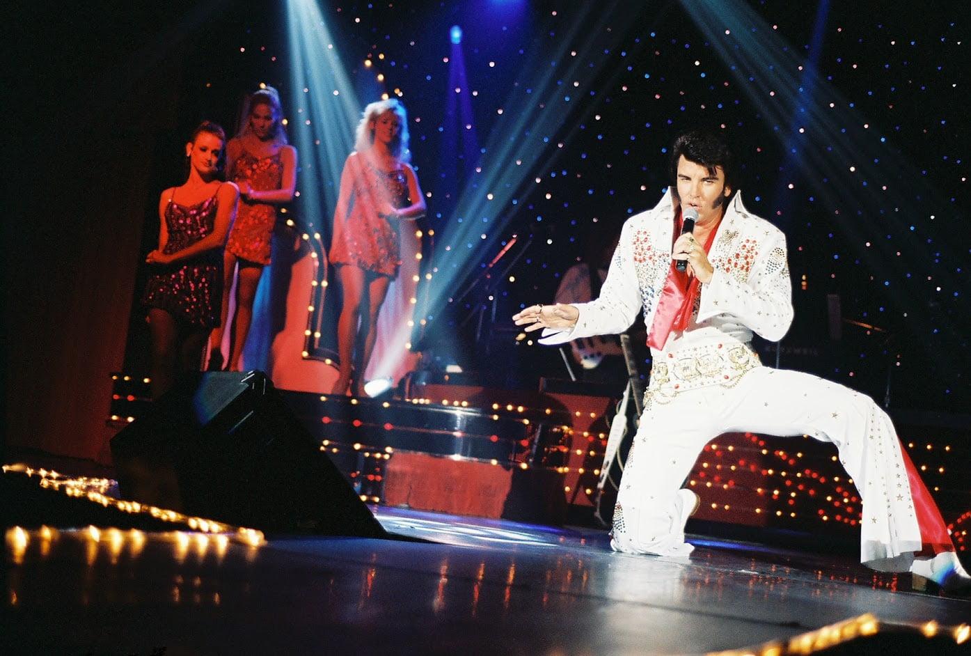 Elvis Vive… y actúa en el Mar de Vigo