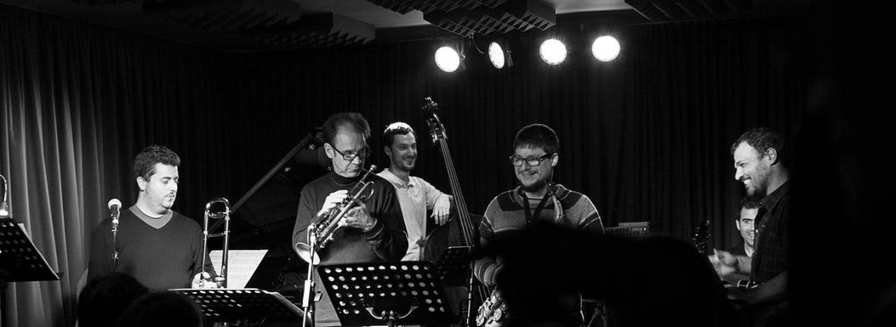 Nuno Ferreira Trío en Monk Blues