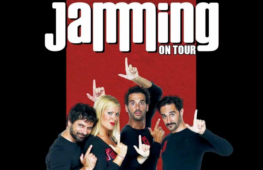Jamming, show de improvisación en Vigo