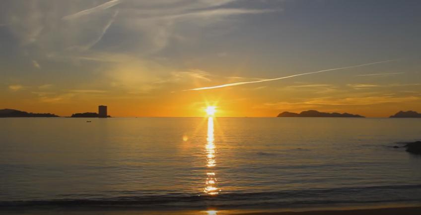 Vídeo para todos los amantes de Vigo