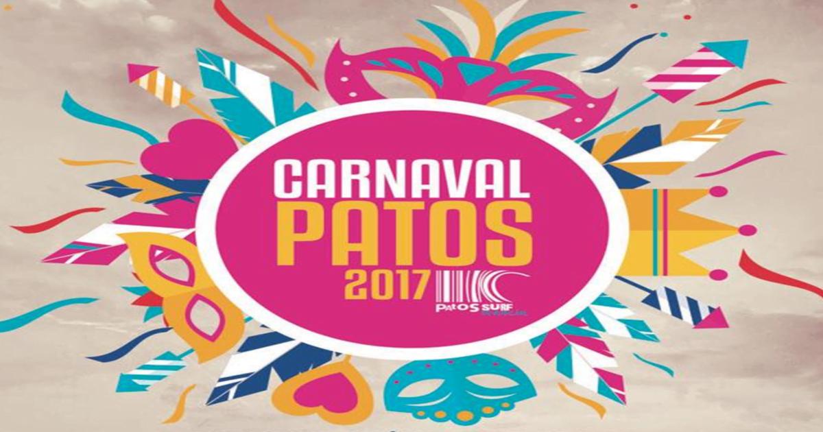 Carnaval Surfero 2017 en Patos