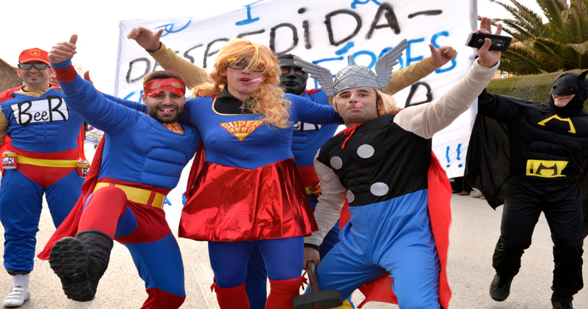 Carrera del Carnaval 2017 de Vigo