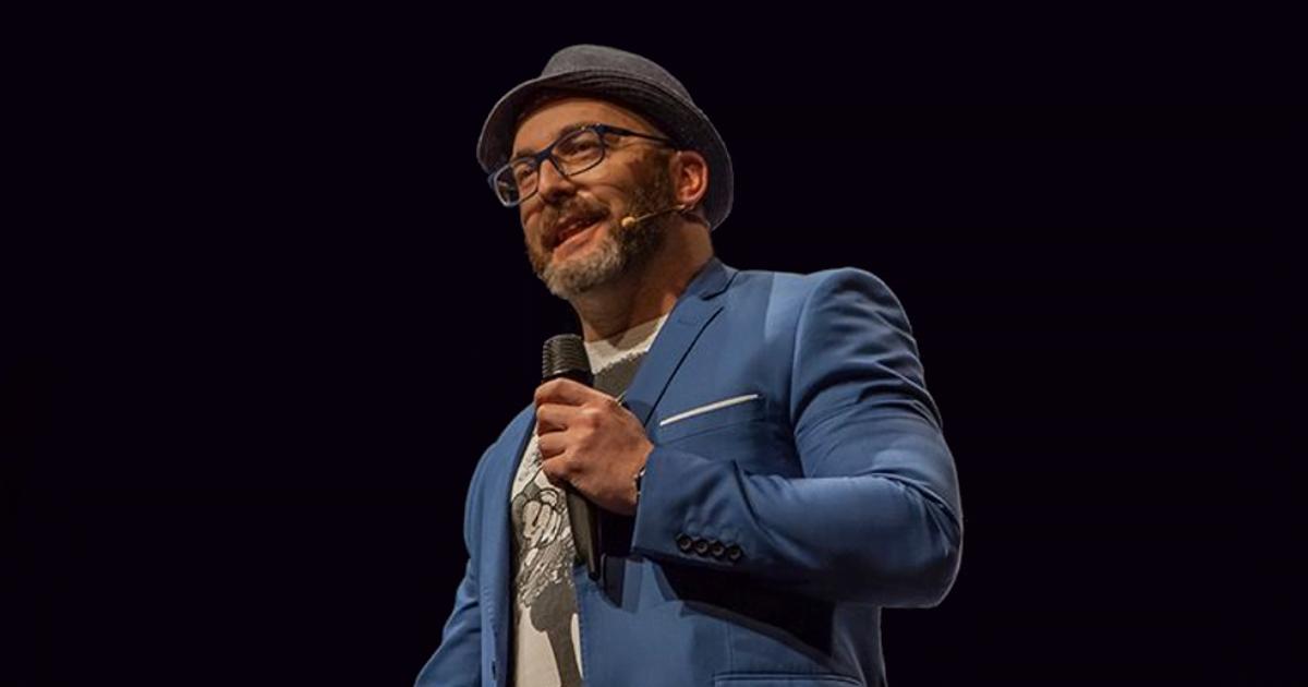 Monólogo de David Andrés