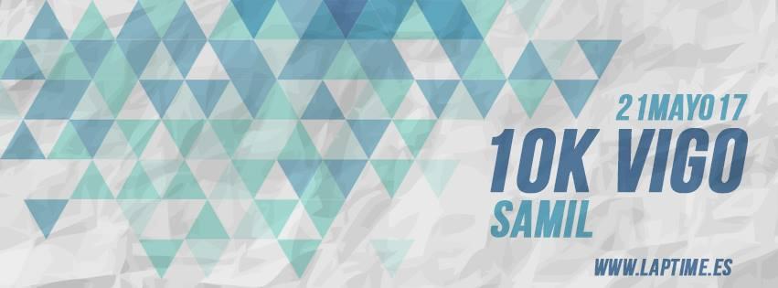 10K Vigo Praia Samil 2017