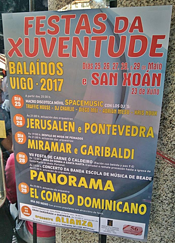 Festas da Xuventude 2017