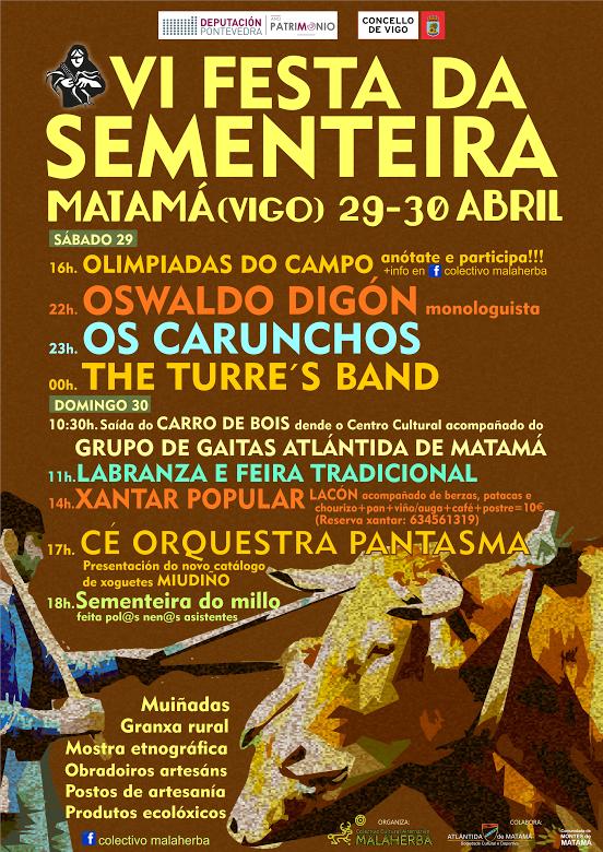 Festa da Sementeira 2017