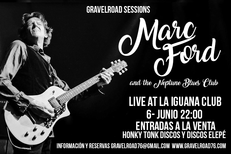 Marc Ford (ex- The Black Crowes)
