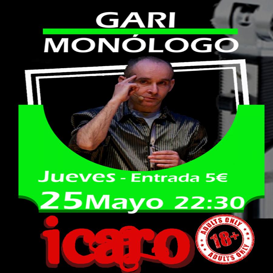 Monólogo de Gari