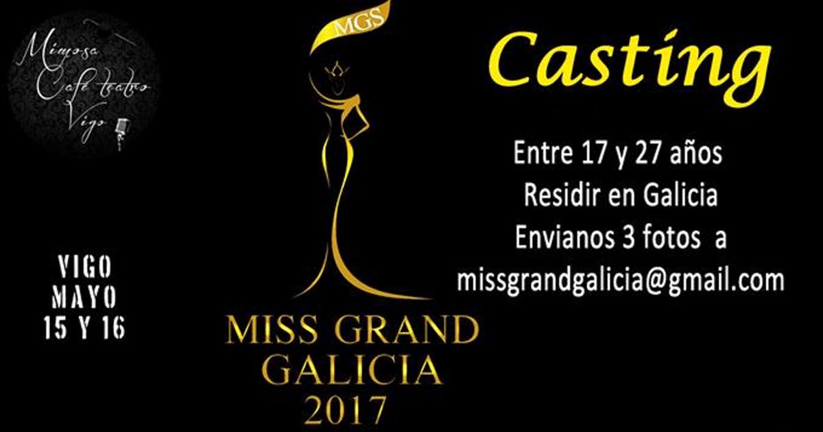 miss grand galicia 2017