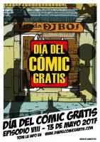 Día del Comic Gratis Español