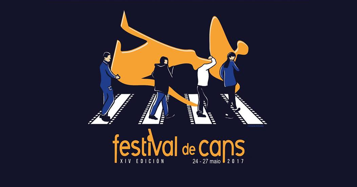 Festival de Cans 2017, festival de cortos.