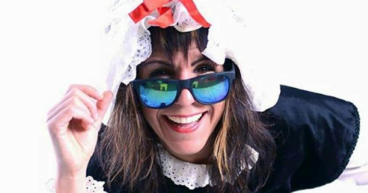 Show de humor de Stephy Llaryora en Vigo