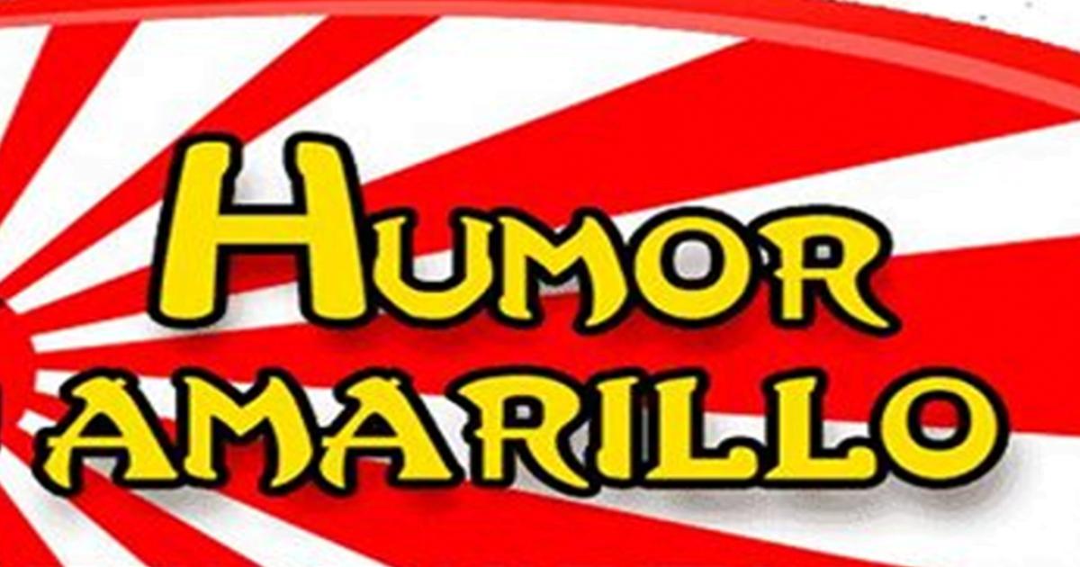 Humor Amarillo II Rastrexo de Tameiga