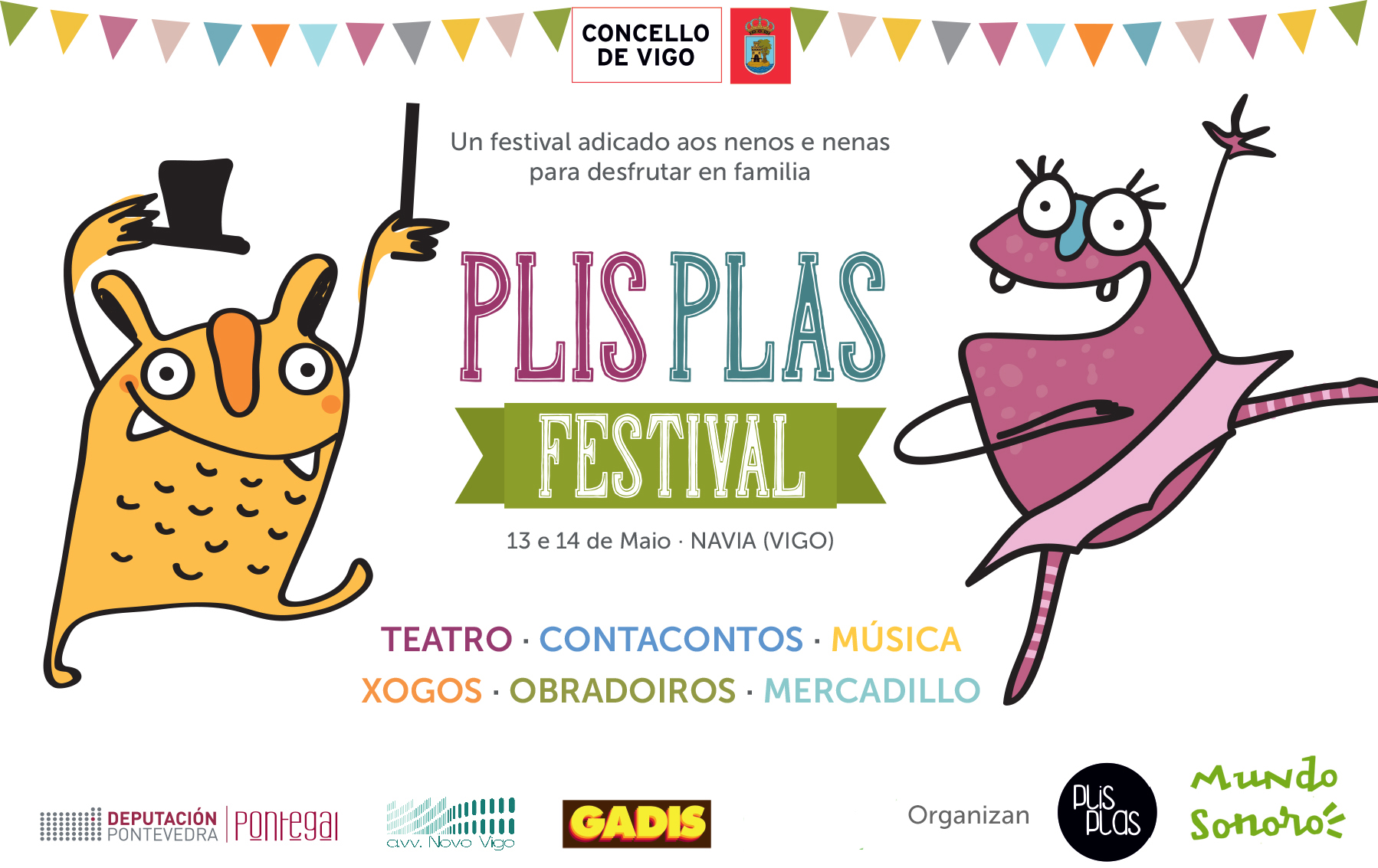 Festival Plis Plas en Navia