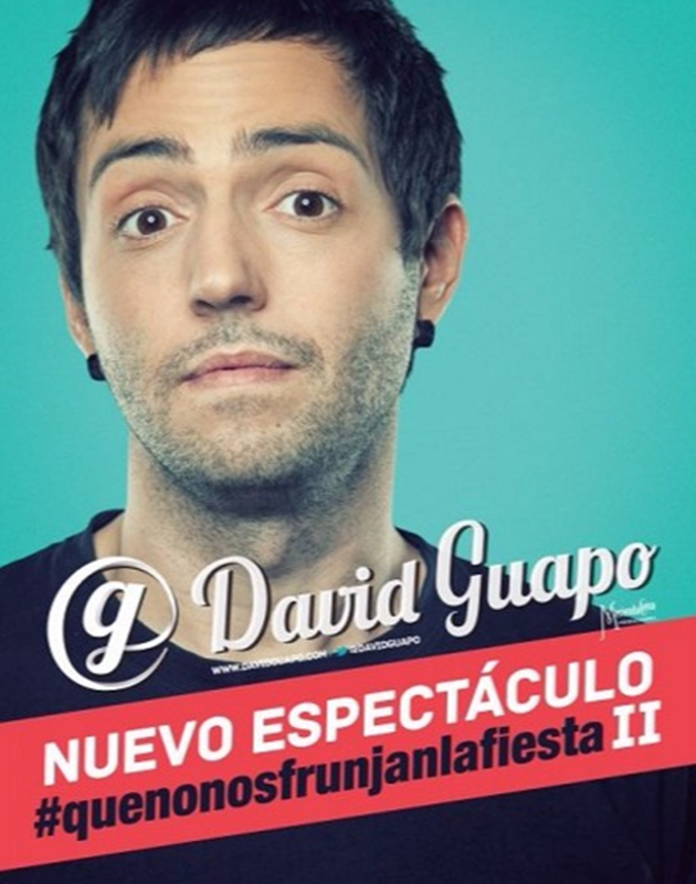 Monólogo de David Guapo