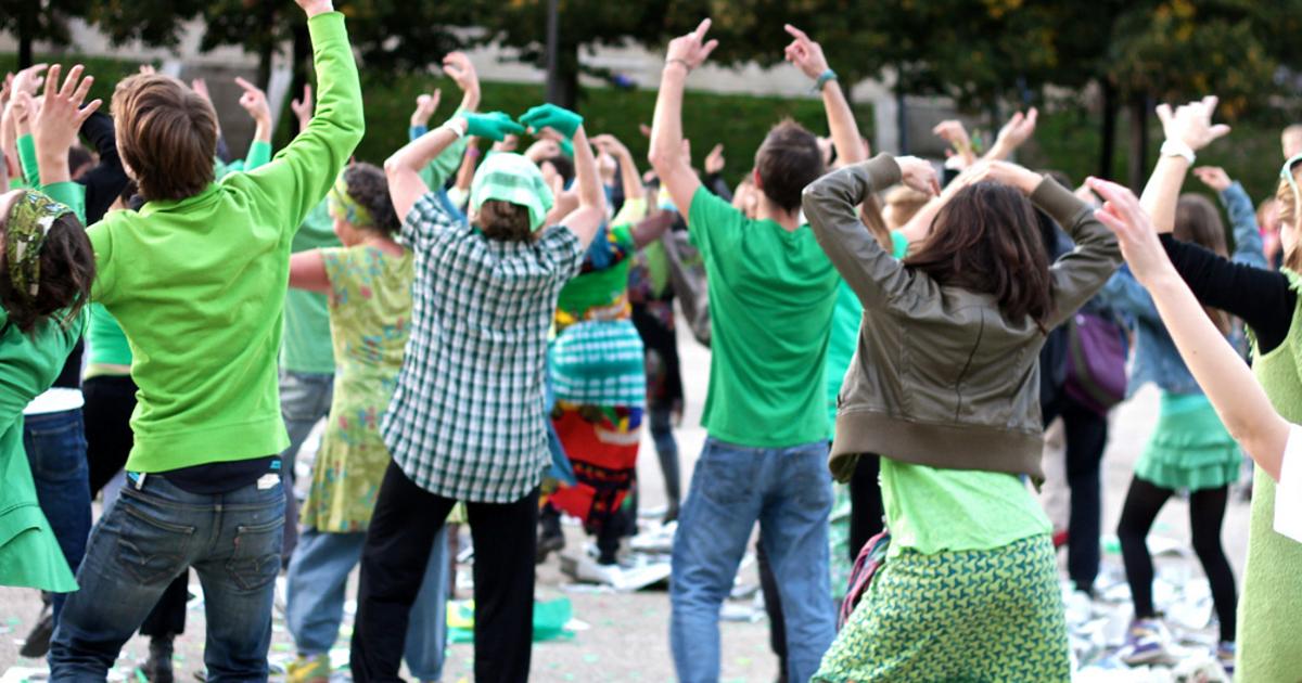 Flashmob Inicio del Verano 2017.