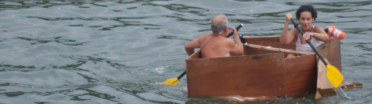 Carrera de Embarcaciones Caseras 2017