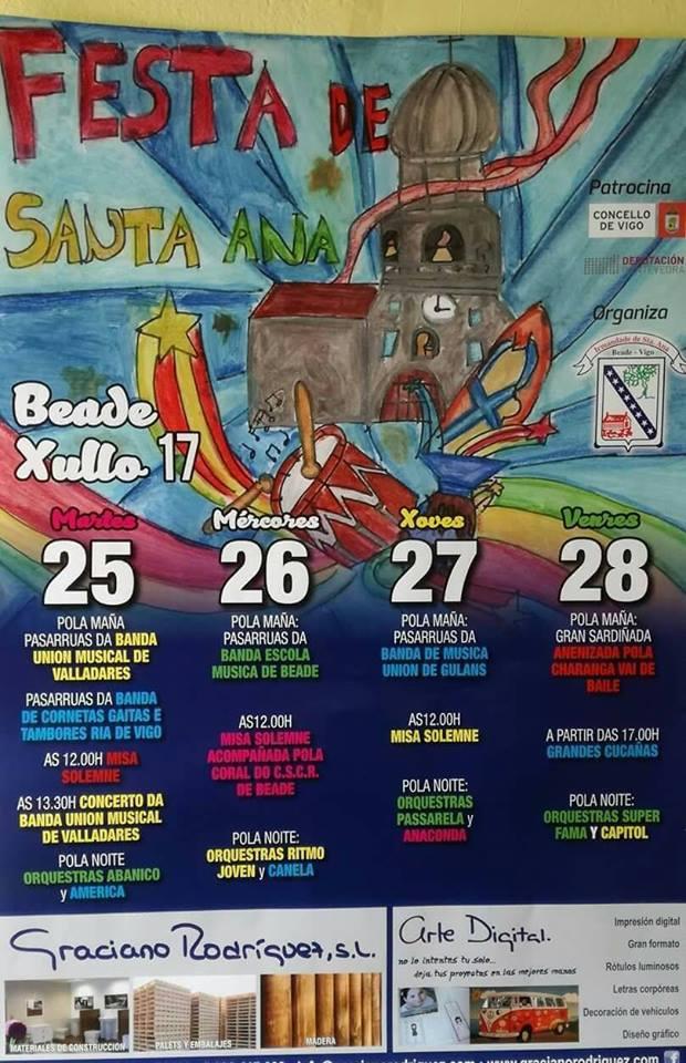 Fiesta de Santa Ana 2017
