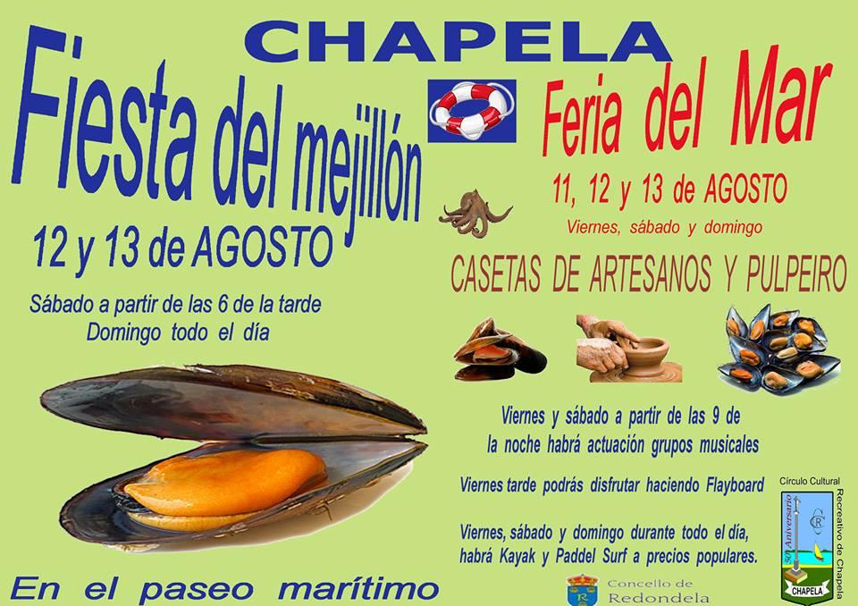 Mejillón y Feria del Mar