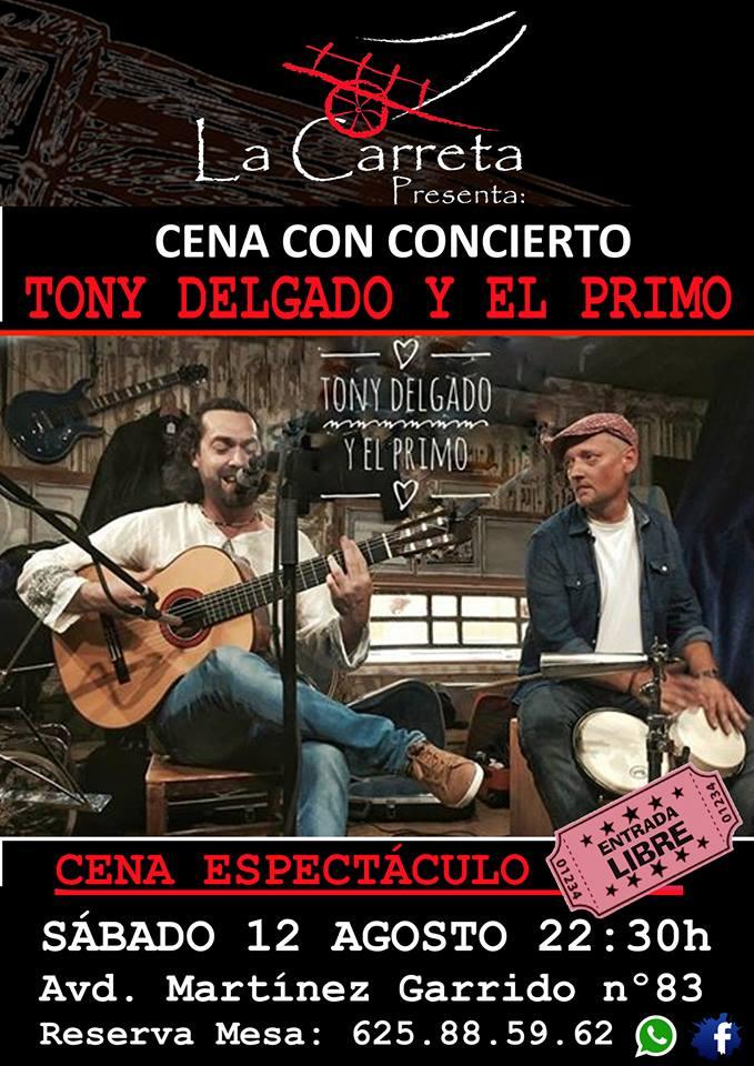 Concierto Flamenco de Tony Delgado