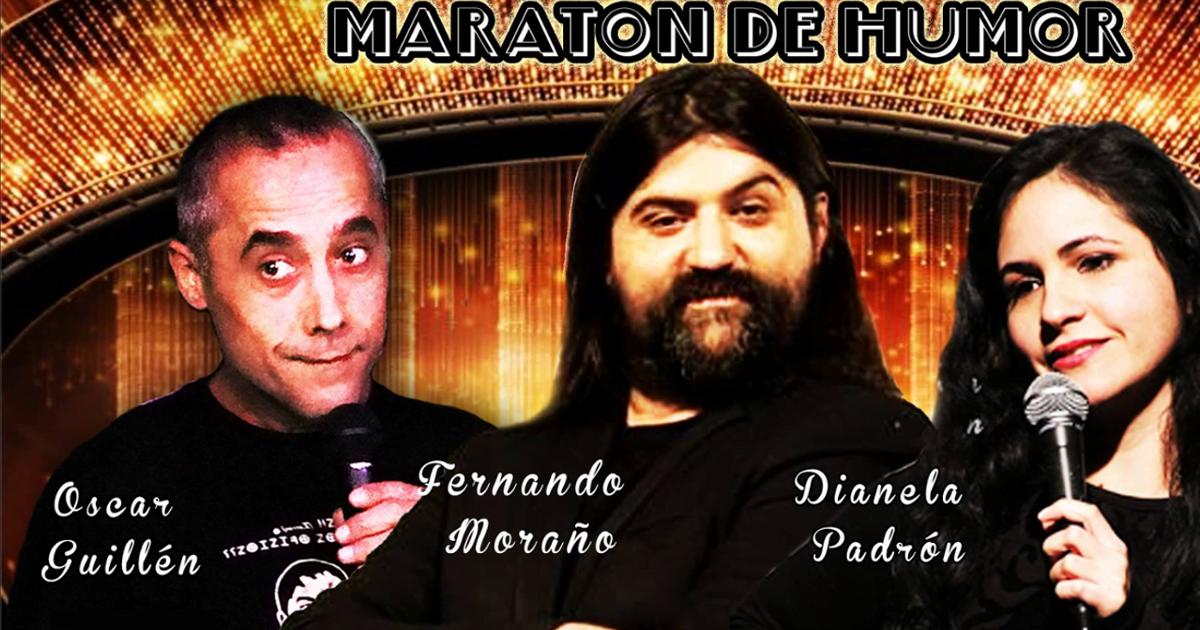 Gran Maratón de Humor | Vigo