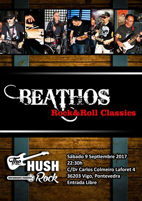 Concierto de los Beathos