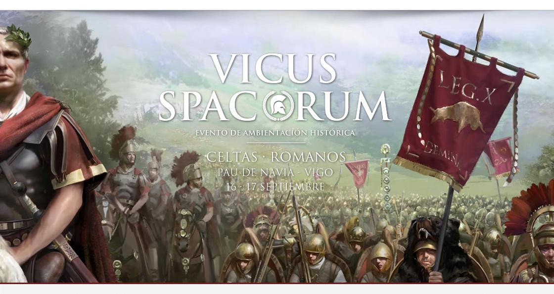 Vicus Spacorum 2017 | Navia | Vigo