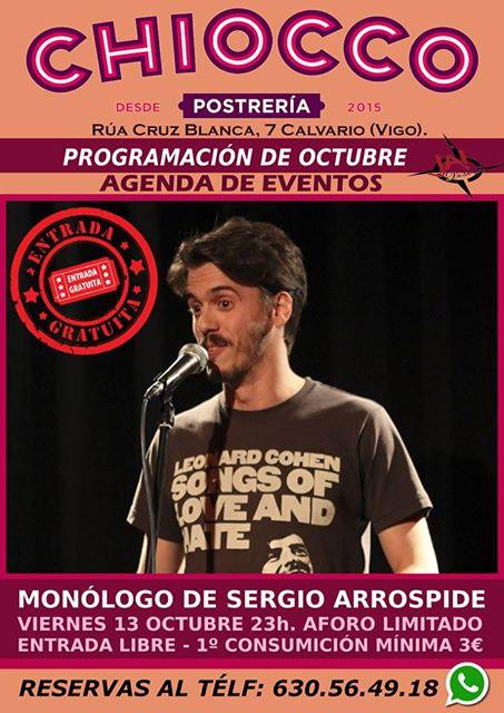 Monólogo de Sergio