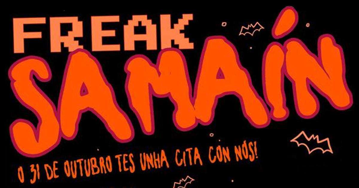 Freak Samaín Friki Samaín 2017