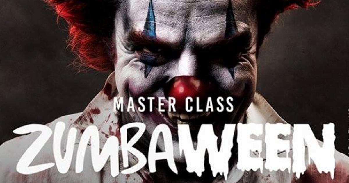 Master Class Zumbaween   Vigo