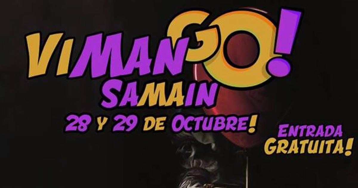 VimanGo Friki Samaín 2017