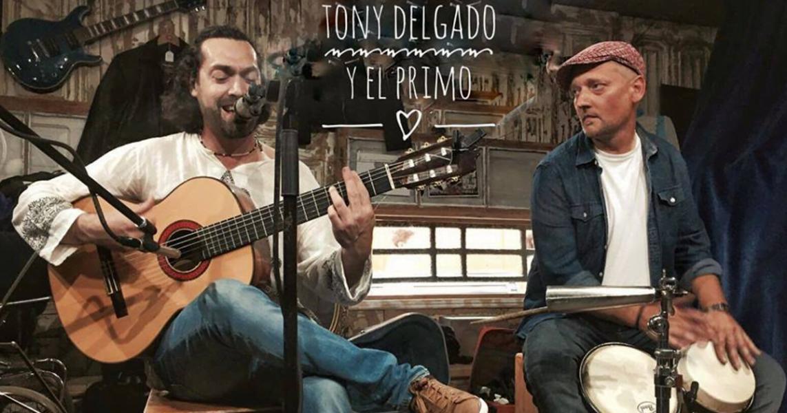 Cena Concierto con Tony Delgado y El Primo | Vigo