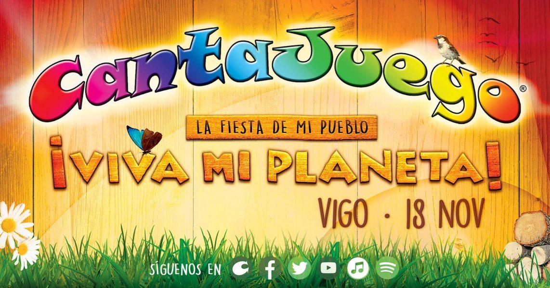 Cantajuego – Viva mi planeta!
